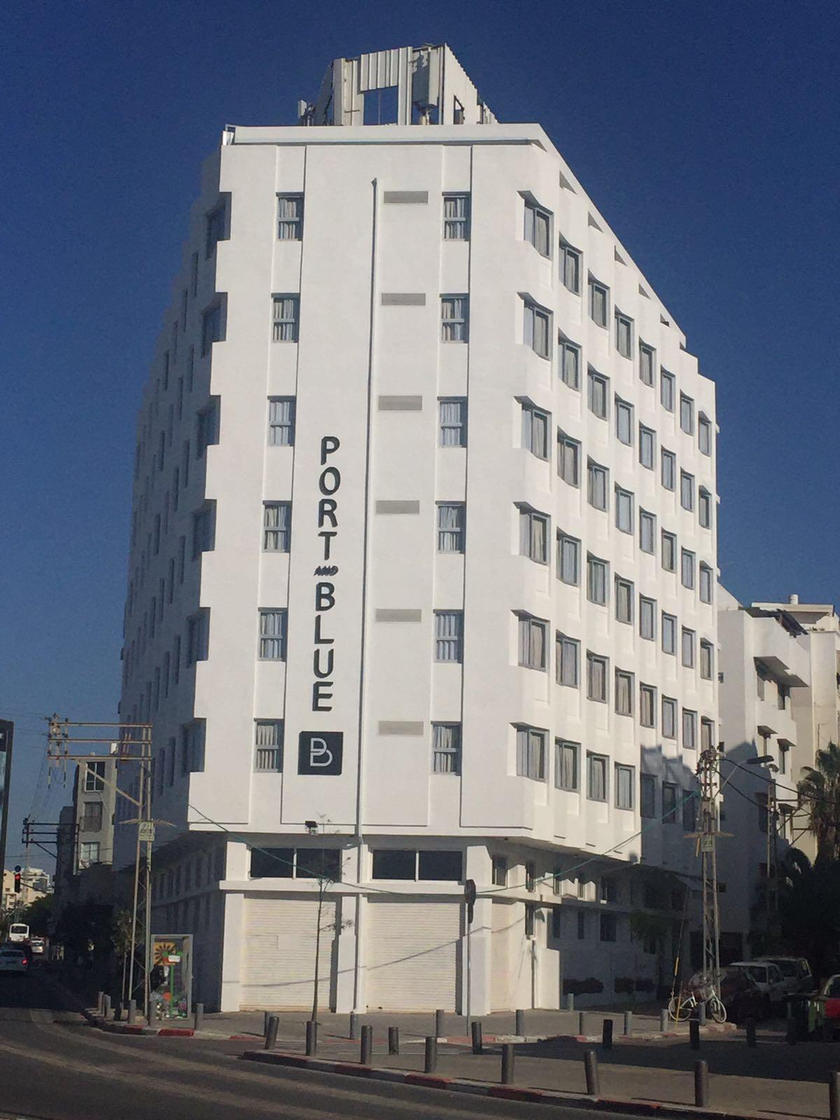 מלון בוטיק Blue Port
